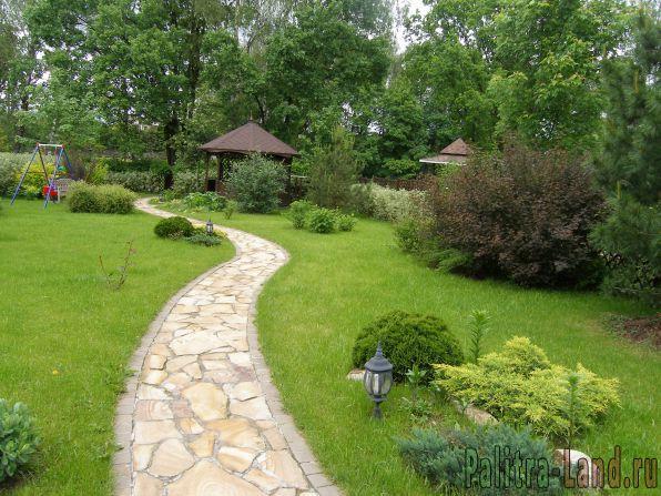 Ландшафтный дизайн и проектирование озеленение и